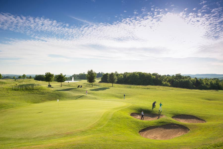 Golfplatz Nippenburg
