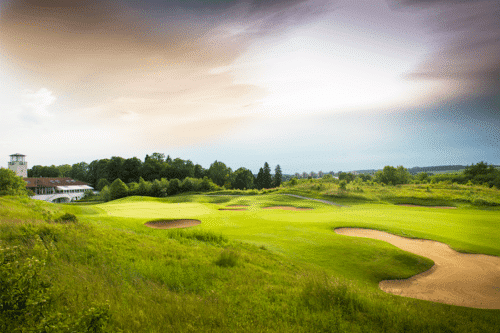 Greenfee 18-Loch Golf Nippenburg